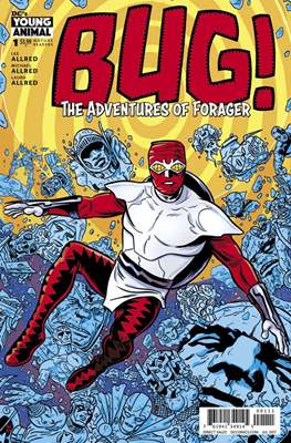 Bug! The Adventures of Forager (Comic-book) #1