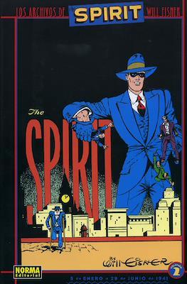 Los archivos de The Spirit (Cartoné con sobrecubierta) #2