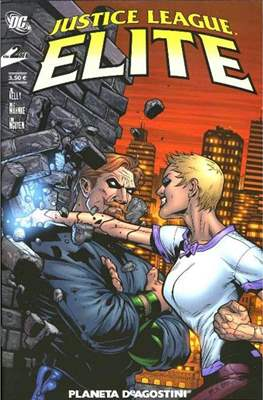 Justice League Elite (Grapa 48 pp) #2
