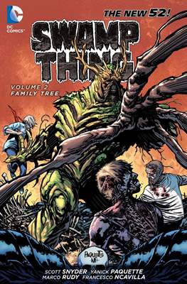 Swamp Thing Vol. 5 (2011-2015) (Softcover) #2