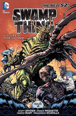 Swamp Thing vol. 5 (2011-2015) (Paperback) #2