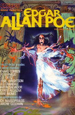 Creepy rinde tributo a Edgar Allan Poe