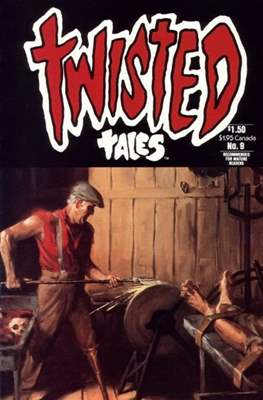 Twisted Tales (Comic Book) #9