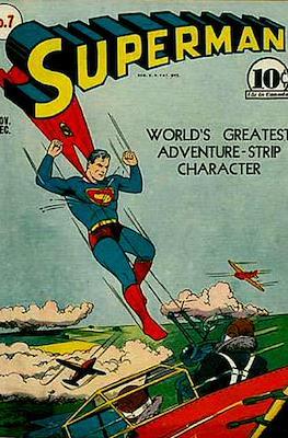 Superman Vol. 1 / Adventures of Superman Vol. 1 (1939-2011) #7