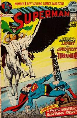 Superman Vol. 1 / Adventures of Superman Vol. 1 (1939-2011) (Comic Book) #249