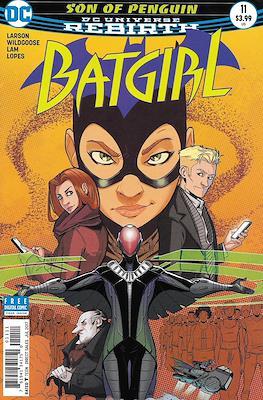 Batgirl Vol. 5 (2016-) (Comic Book) #11