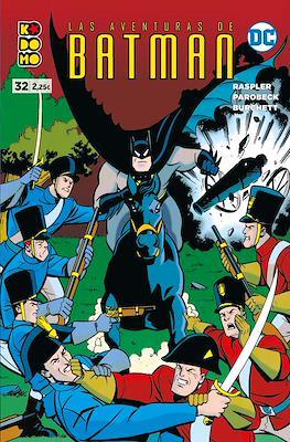 Las aventuras de Batman #32