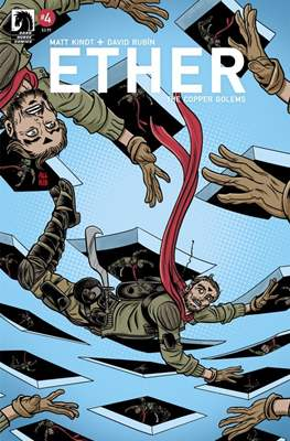Ether: The Copper Golems (Variant Covers) (Comic Book) #4.1