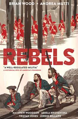 Rebels (Softcover) #1