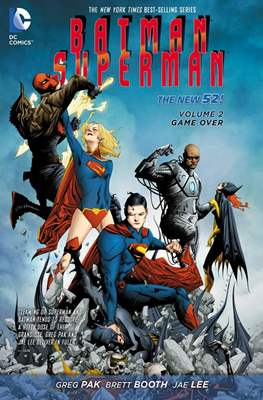 Batman / Superman Vol. 1 (2013) New 52 (Softcover) #2