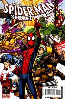 Spider-Man: Secret Wars (Comic Book) #1