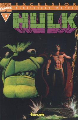 Biblioteca Marvel: Hulk (2004-2006) (Rústica 160 pp) #3