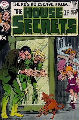 The House of Secrets (Grapa) #85