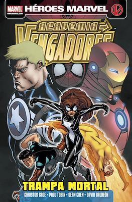 Academia Vengadores #3