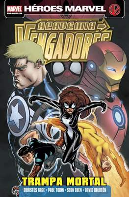 Academia Vengadores (Rústica 120-240 pp) #3