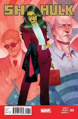 She-Hulk (2014-2015) (Comic-Book) #8