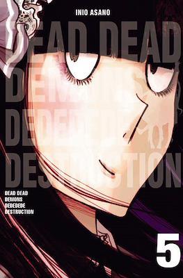 Dead Dead Demons Dededede Destruction (Rústica con sobrecubierta) #5