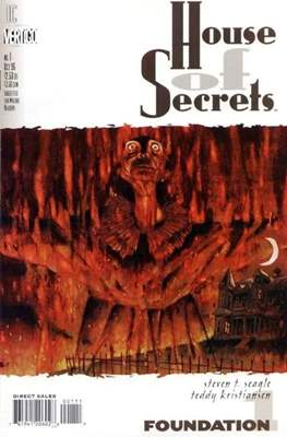 House of Secrets Vol 2 (Grapa) #1