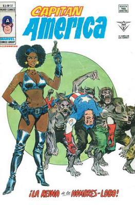 Capitán América Vol. 3 (1975-1980) (Grapa) #32
