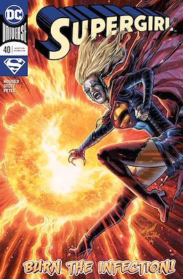 Supergirl Vol. 7 (2016-) (Comic Book) #40