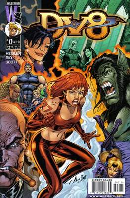 Dv8 (Comic Book) #0