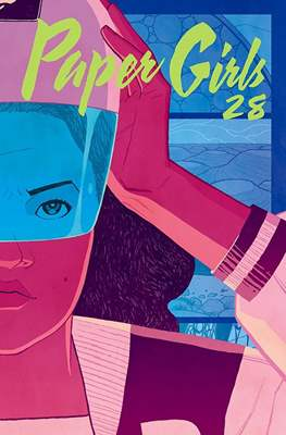 Paper Girls (Comic-book) #28