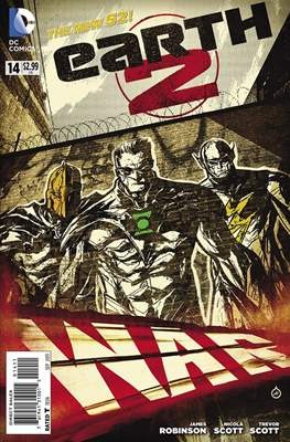 Earth 2 (2012-2015) (Grapa) #14