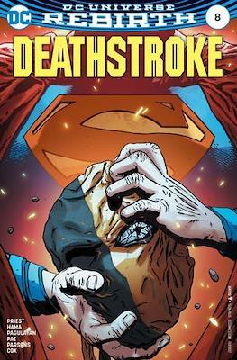 Deathstroke (2016-2019 ) #8