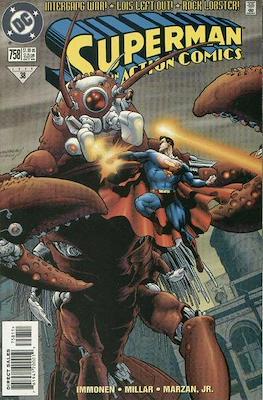 Action Comics Vol. 1 (1938-2011; 2016-) (Comic Book) #758