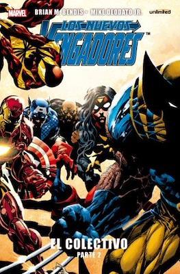 Los Nuevos Vengadores (Rústica) #8