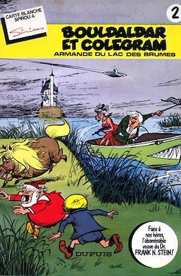 Carte blanche Spirou à... (Rústica 48 pp) #2