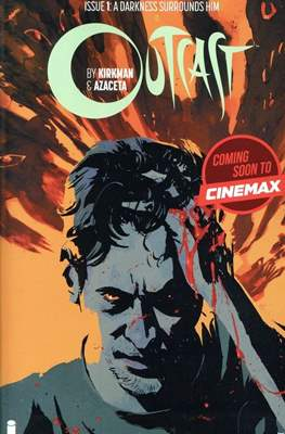 Outcast (Variant Cover)