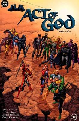 JLA: Act of God (Softcover) #3