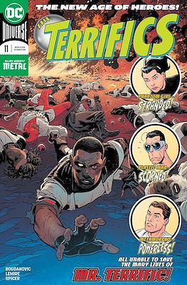The Terrifics (2018) (Comic Book) #11