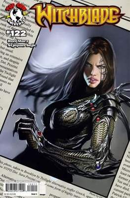 Witchblade (Comic Book) #122