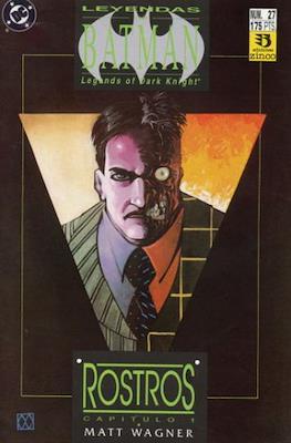 Leyendas de Batman. Legends of the Dark Knight #27