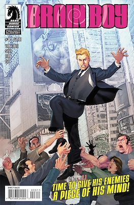 Brain Boy (Comic Book) #3