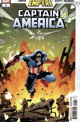 Empyre Captain America #1