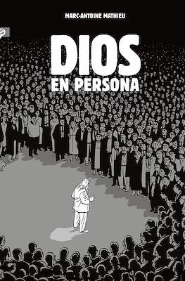 Dios en persona (Cartoné 128 pp)