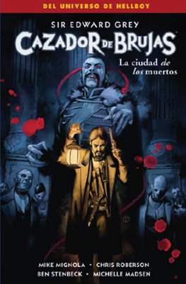 Cazador de Brujas (Rústica) #4