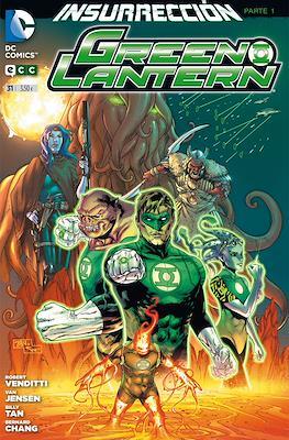 Green Lantern. Nuevo Universo DC / Hal Jordan y los Green Lantern Corps. Renacimiento (Grapa) #31