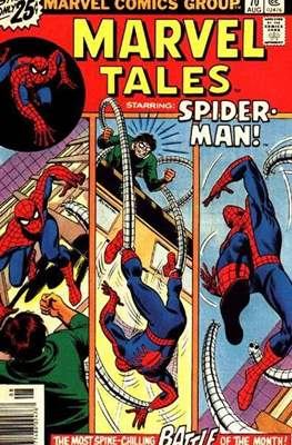 Marvel Tales (Comic Book) #70