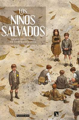 Los niños salvados (Cartoné 72 pp) #