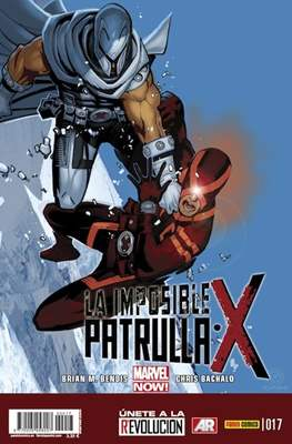 La Imposible Patrulla-X / La Patrulla-X Oro (2012-) (Grapa) #17