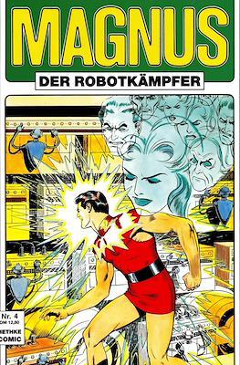 Magnus: Der Robotkämpfer (Softcover. 48 pp) #4