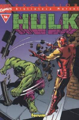 Biblioteca Marvel: Hulk (2004-2006) (Rústica 160 pp) #16