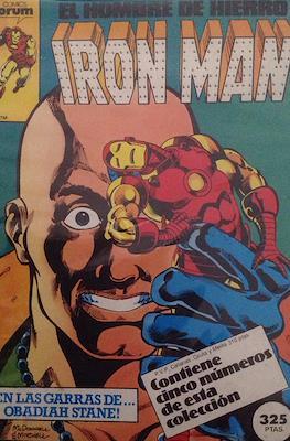 Iron Man. El Hombre de Hierro. Vol. 1 (Rústica retapado 180 pp) #4