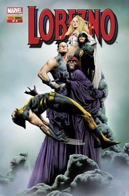 Lobezno Vol. 5 / Salvaje Lobezno / Lobeznos / El viejo Logan Vol. 2 (2011-) (Grapa) #6