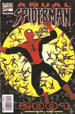 Spiderman vol. 5 Anual (2001)