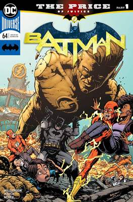 Batman Vol. 3 (2016-) (Comic-book) #64